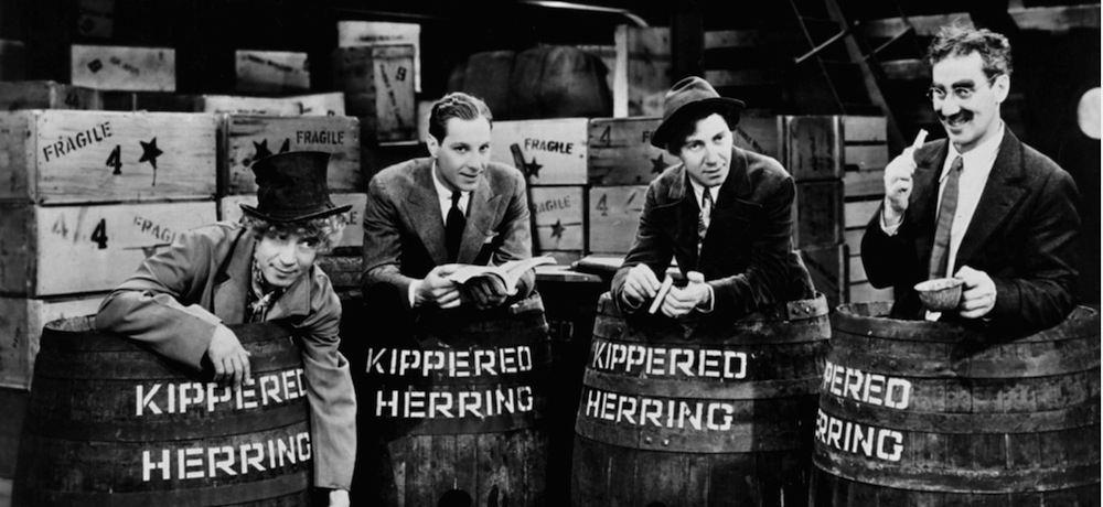 My 1930s Education at the Movies