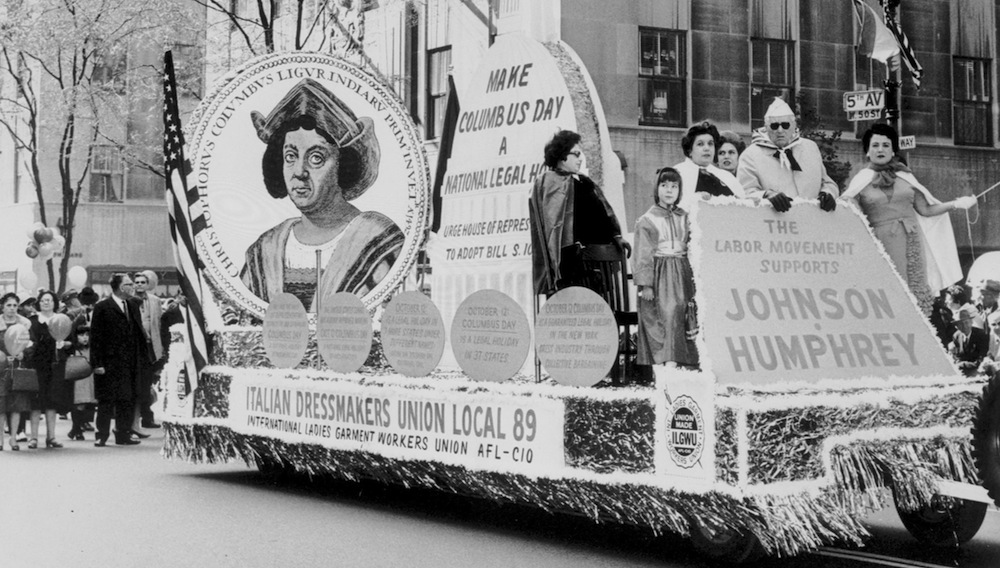 Christopher Columbus, parade, Columbus Day Parade, Italian-American
