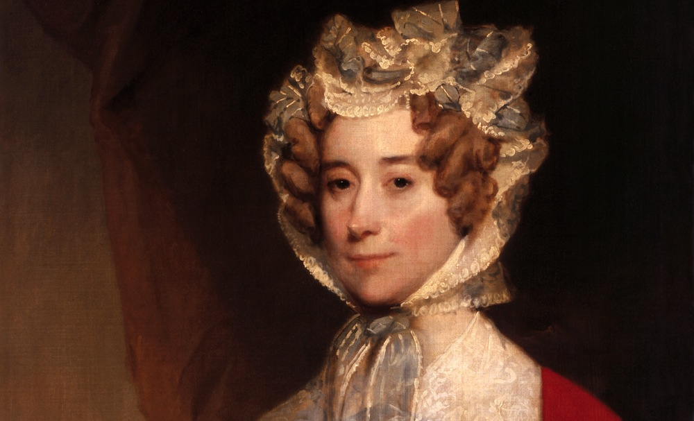 Louisa Catherine Adams, First Lady