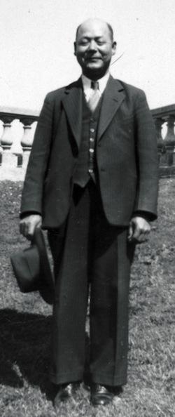 great-grandpa, Steven Wong