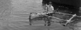 Paul Kodani, canoe, Lyman Museum, Big Island, Hawaii