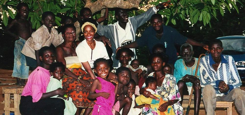 Janice Littlejohn, Ghana