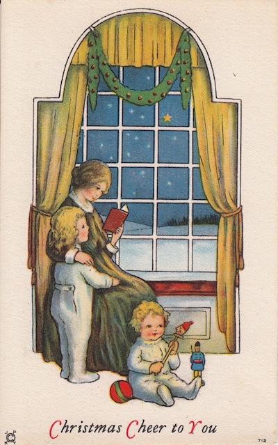 Christmas postcard (4)