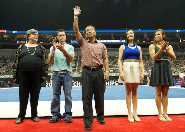 USA Gymnastics Hall of Fame, Yoshi Hayasaki