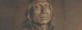 Chief Iron Tail original portrait