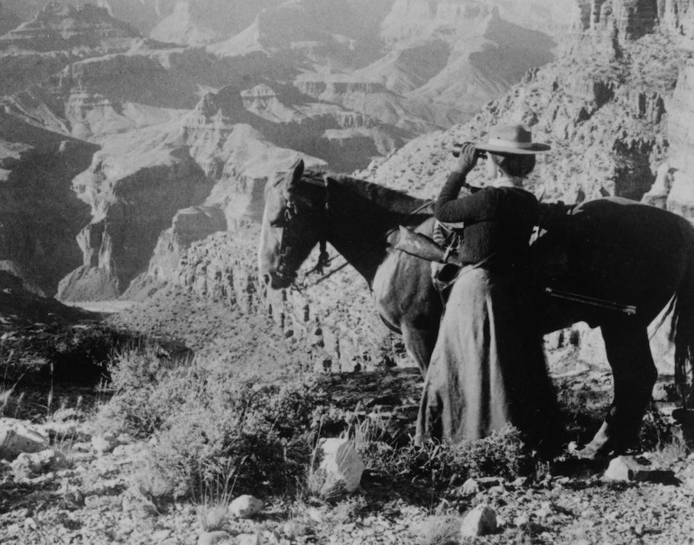 Grand Canyon, woman, Arizona