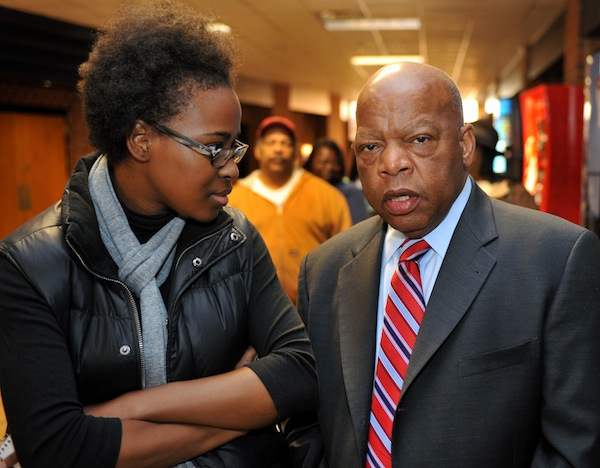 Whack with John Lewis