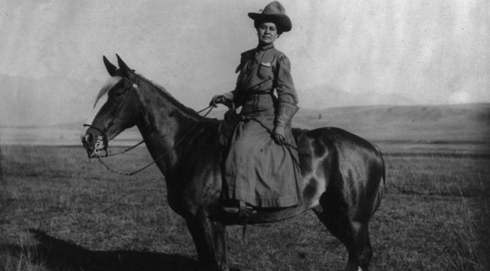 Montana, cowgirl, American West