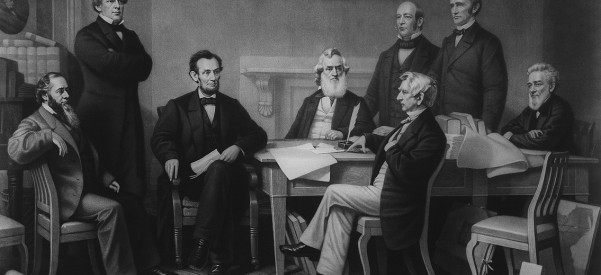 Abraham Lincoln, Emancipation Proclamation
