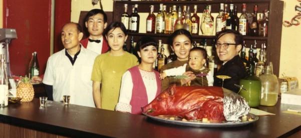 Cedric Yeh, pig, Chinese New Year, Chinese food, Chinese restaurant