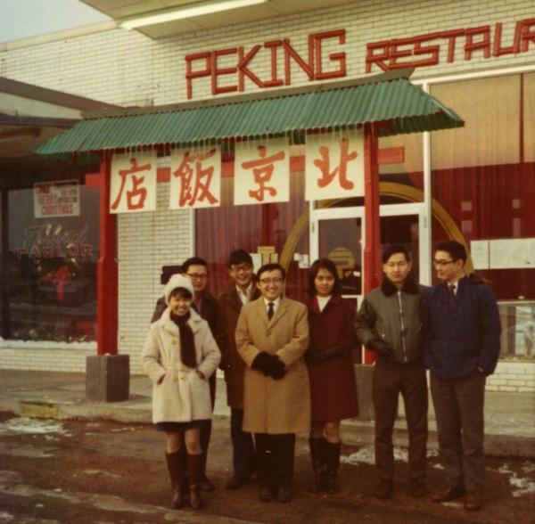 Chinese restaurant, Cedric Yeh