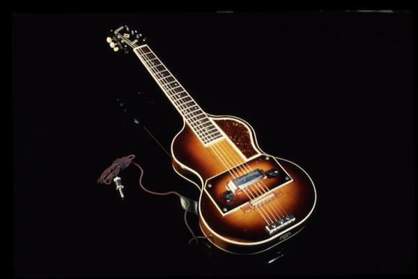 Slingerland Songster, electric guitar