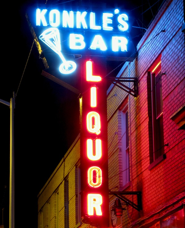 Konkle's Bar, Grand Rapids, Michigan