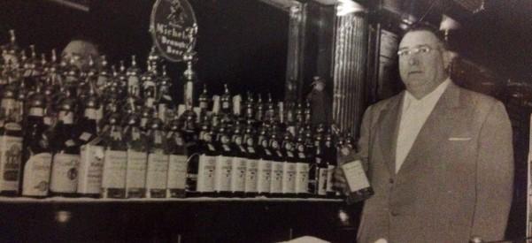 A. Wolfe, Mike Konkle, bar