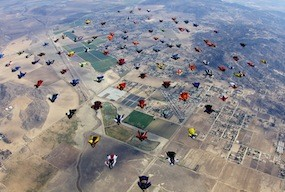 285x192 What's More American Than Skydiving?