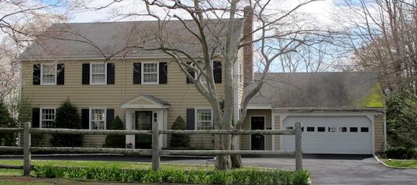 mudroom, garage, architecture, Rhode Island, Colonial revival