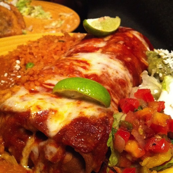 chimichanga, Mexican, food, Tucson