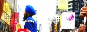 Singh Captain America Turban WIMTBA