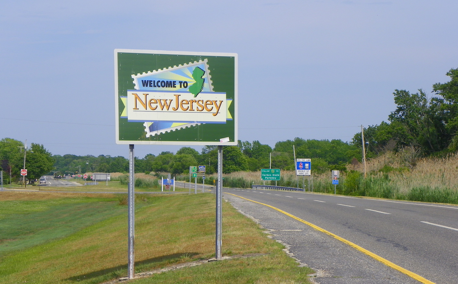 welcome to new jersey WIMTBA