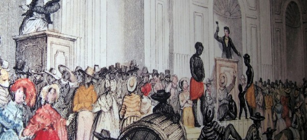 Rothman slave auction