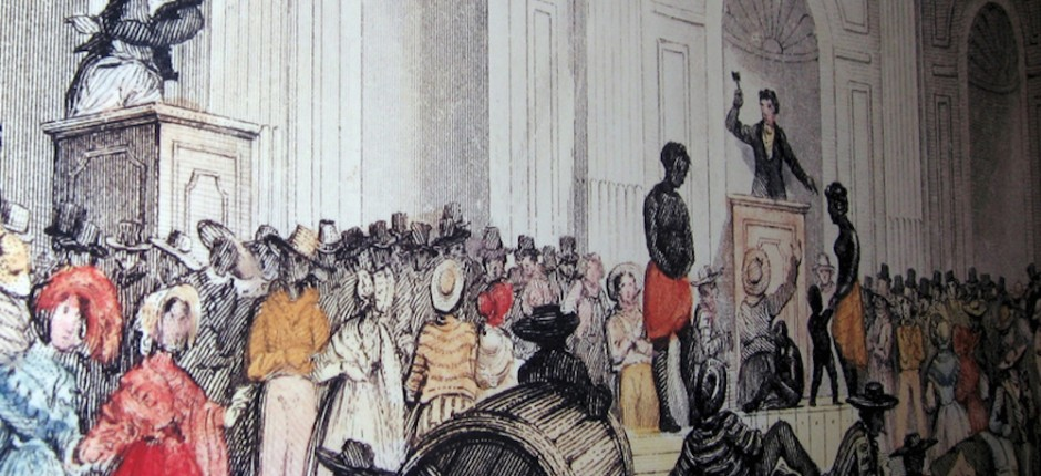 Rothman slave auction