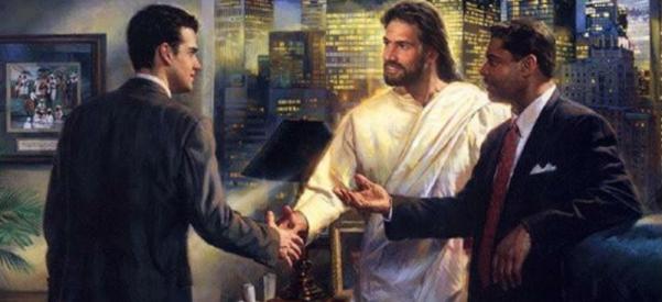 Smith religion Jesus ceo