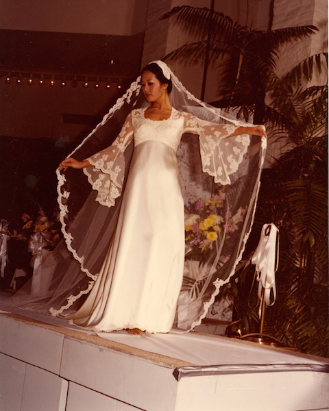 An Unforgettable—But Not Timeless—Walk Down the Aisle : What It ...