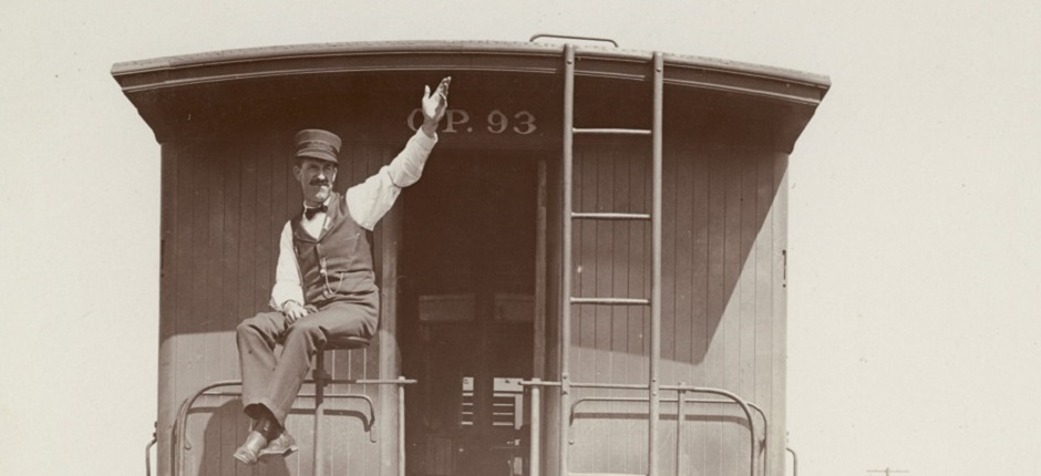 Whatever Happened to the Little Red Caboose? : What It Means