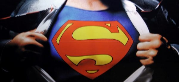 The Man of Steel has served as ambassador of America's idealistic promise to the world. Image courtesy of Flickr.