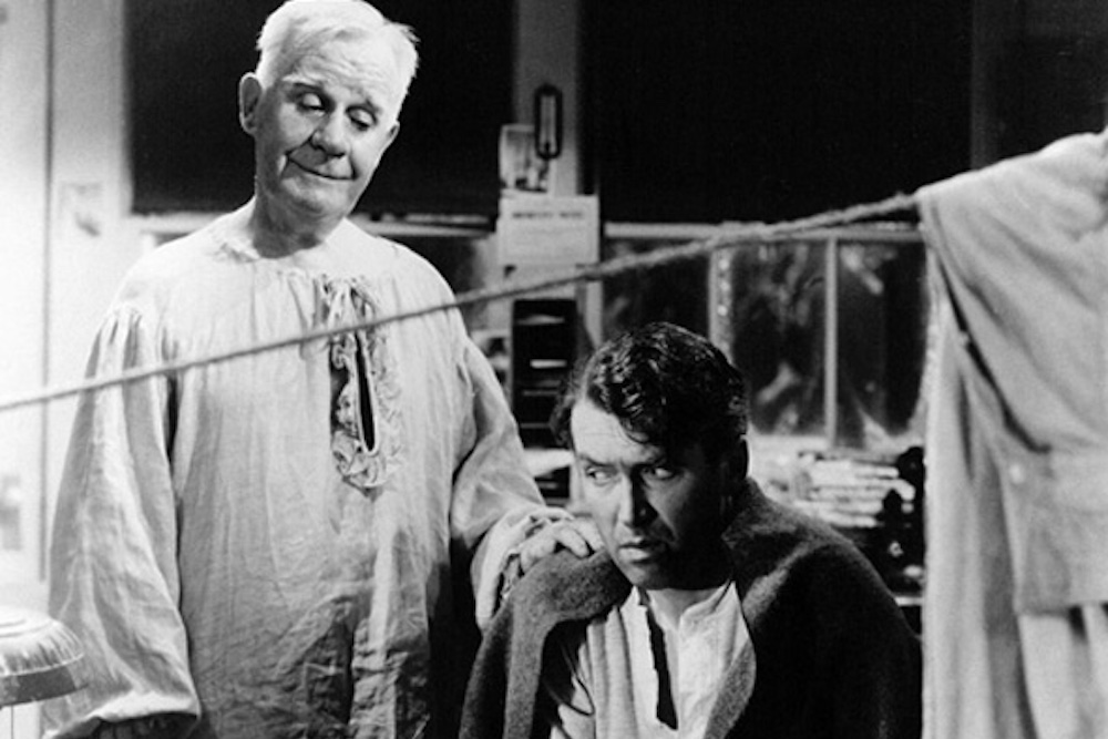 Why George Bailey Is the American Jesus